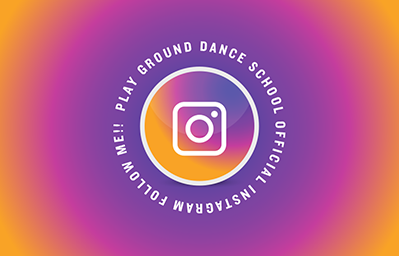 PLAY GROUND DANCE SCHOOL OFFICIAL INSTAGRAM FOLLOW ME!!